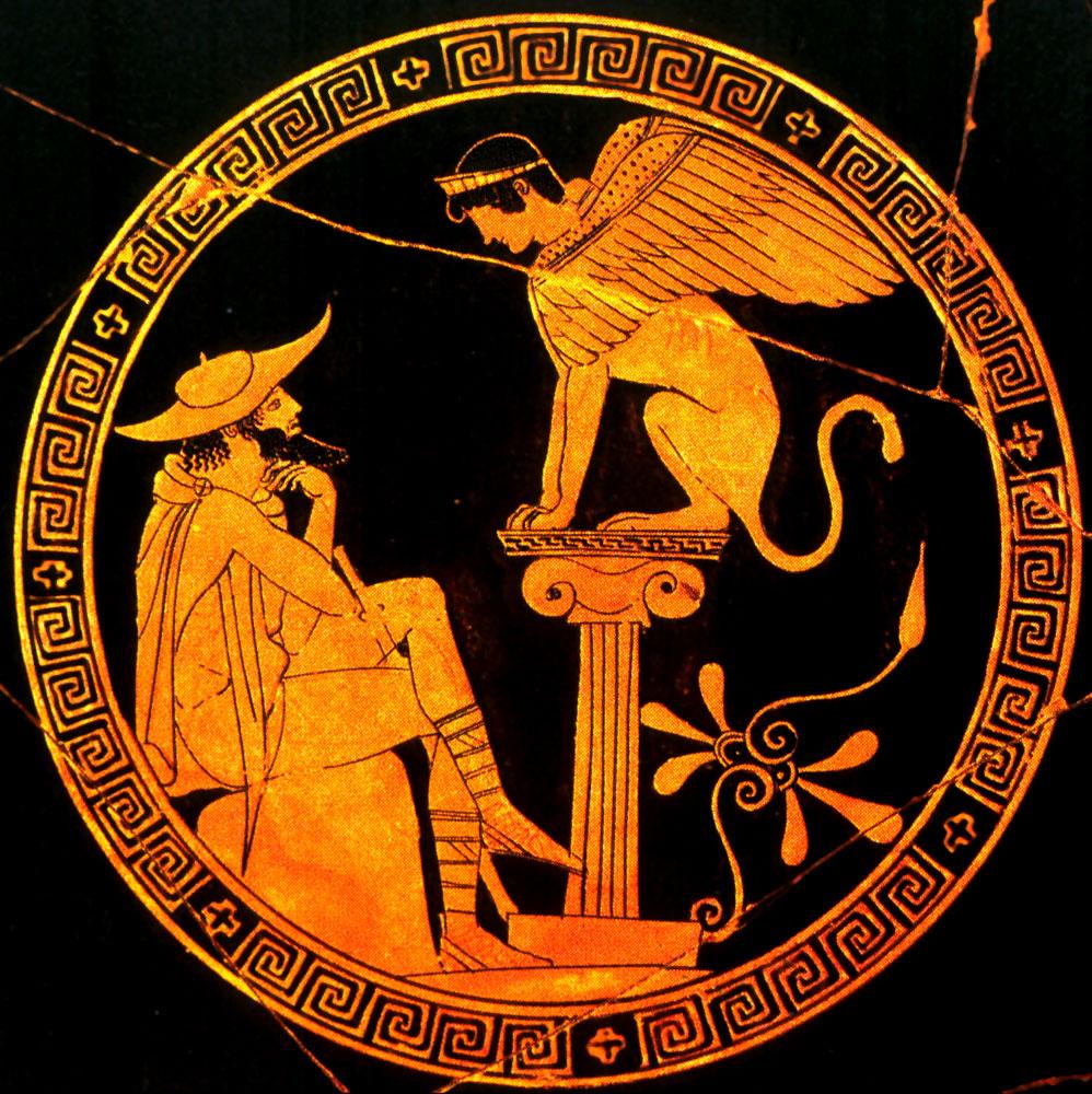 4-Oedipus-Sphinx